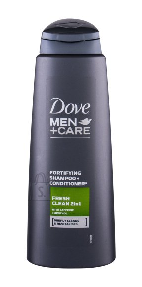 Dove Men + Care Shampoo (400 ml)
