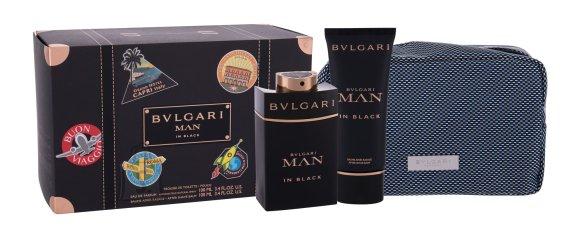 Bvlgari Man In Black Aftershave Balm (100 ml)