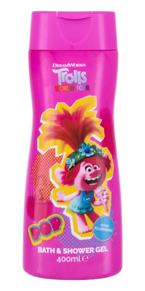 DreamWorks Trolls Shower Gel (400 ml)