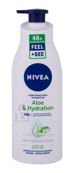 Nivea Aloe & Hydration Body Lotion (400 ml)