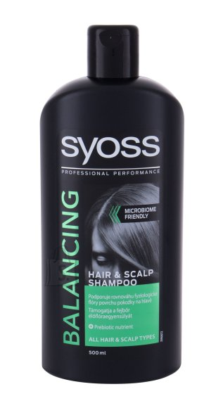 Syoss Professional Performance Balancing Shampoo (500 ml)