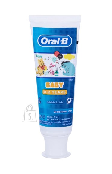ORAL-B Baby Toothpaste (75 ml)