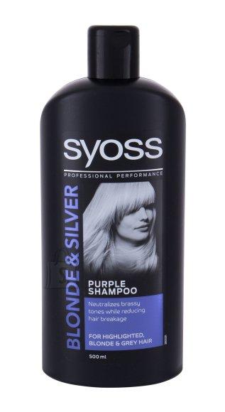 Syoss Professional Performance Blonde & Silver Shampoo (500 ml)