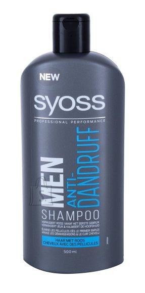 Syoss Professional Performance Men Shampoo (500 ml)