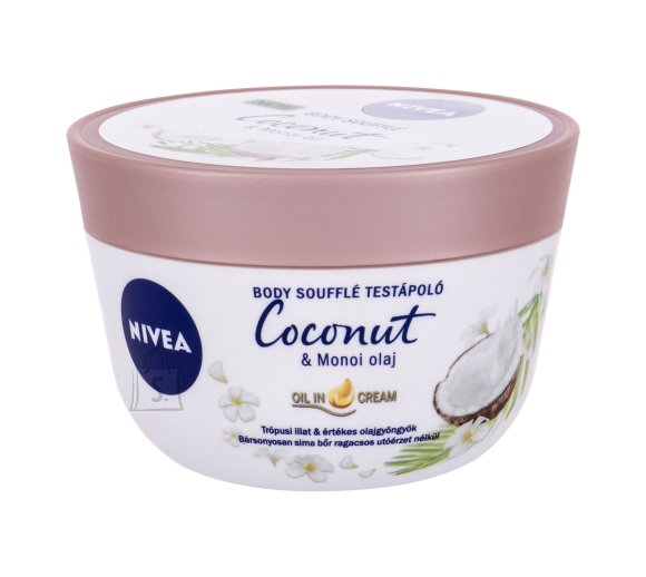 Nivea Body Soufflé Body Cream (200 ml)