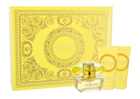 Versace Yellow Diamond 150ml naiste lõhnakomplekt