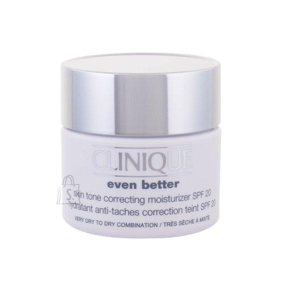Clinique Even Better Skin Tone Correcting Moisturizer SPF20 näokreem 50 ml