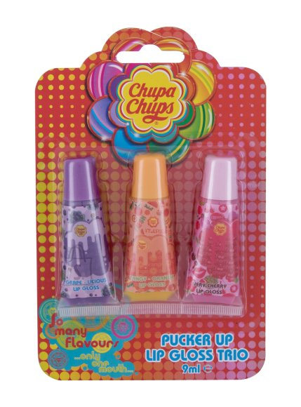 Chupa Chups Pucker Up Lip Gloss (9 ml)