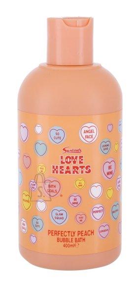 Swizzels Love Hearts Bath Foam (400 ml)