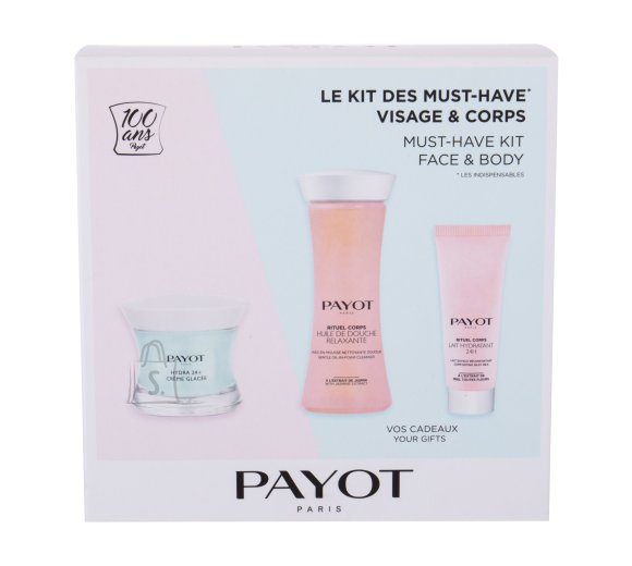 Payot Hydra 24+ Cleansing Mousse (50 ml)