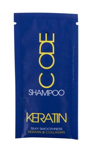 Stapiz Keratin Code Shampoo (15 ml)