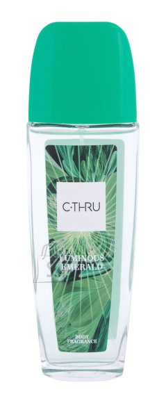 C-THRU Luminous Emerald Deodorant (75 ml)