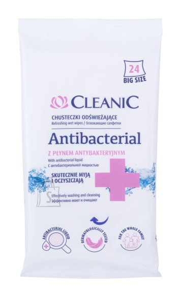 Cleanic Antibacterial Antibacterial Product (24 pc)