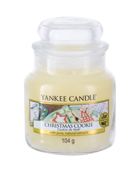 Yankee Candle Christmas Cookie Scented Candle (104 g)