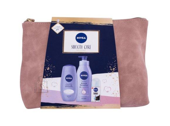 Nivea Smooth Care Shower Cream (400 ml)