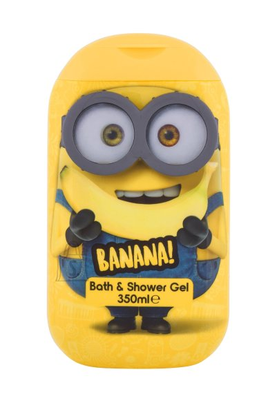 Minions Bath & Shower Gel Shower Gel (350 ml)