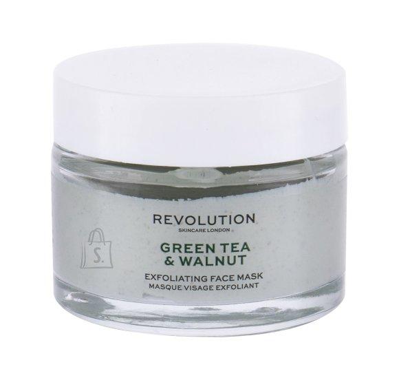Revolution Skincare Green Tea & Walnut Face Mask (50 ml)