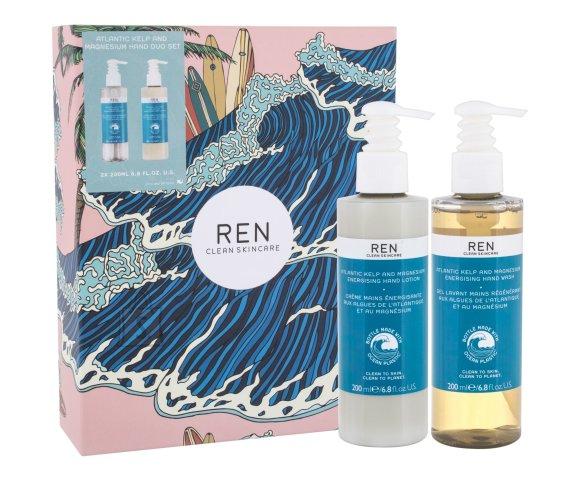 Ren Clean Skincare Atlantic Kelp And Magnesium Liquid Soap (200 ml)