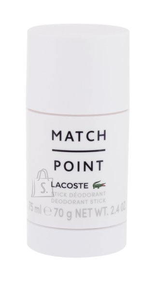 Lacoste Match Point Deodorant (75 ml)