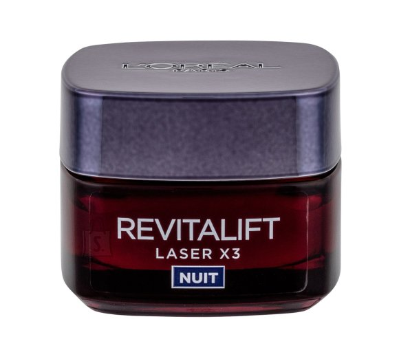 L´Oréal Paris Revitalift Laser X3 öökreem 50ml