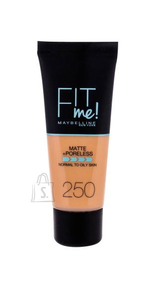 Maybelline Fit Me Matte + Poreless jumestuskreem, 310 Sun Beige