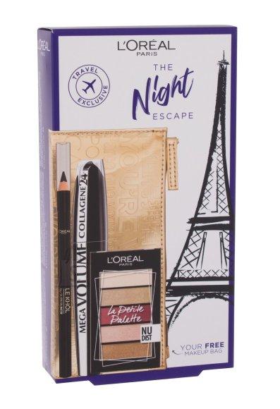L´Oréal Paris The Night Escape Eye Pencil (9 ml)