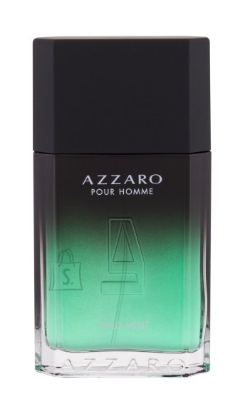 Azzaro Wild Mint Eau de Toilette (100 ml)