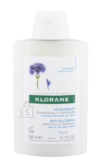 Klorane Centaury Shampoo (200 ml)