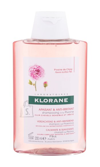Klorane Peony Shampoo (200 ml)