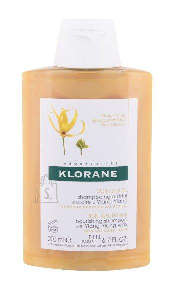Klorane Ylang-Ylang Wax Shampoo (200 ml)