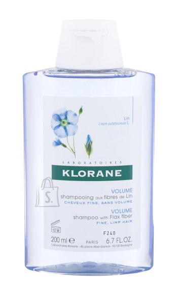 Klorane Flax Fiber Shampoo (200 ml)