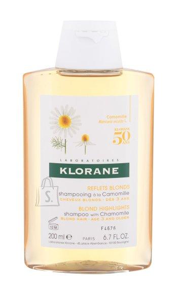 Klorane Chamomile Shampoo (200 ml)