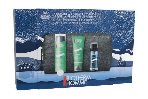 Biotherm Homme Aquapower Cosmetic Bag (75 ml)
