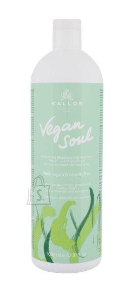 Kallos Cosmetics Vegan Soul Shampoo (1000 ml)