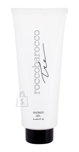 Roccobarocco Tre Shower Gel (400 ml)