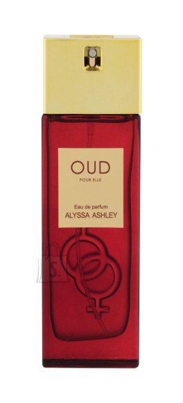 Alyssa Ashley Oud Eau de Parfum (50 ml)