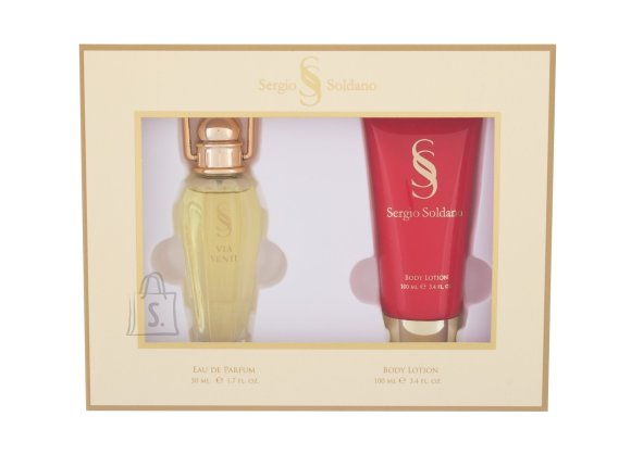 Sergio Soldano Via Venti Body Lotion (50 ml)