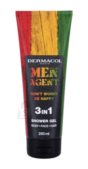 Dermacol Men Agent Shower Gel (250 ml)