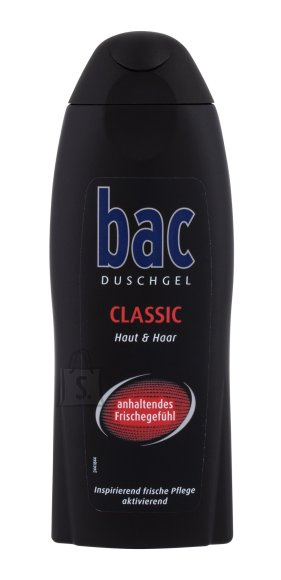BAC Classic Shower Gel (250 ml)