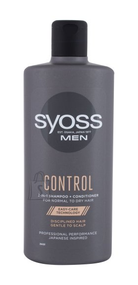 Syoss Professional Performance Men Shampoo (440 ml)