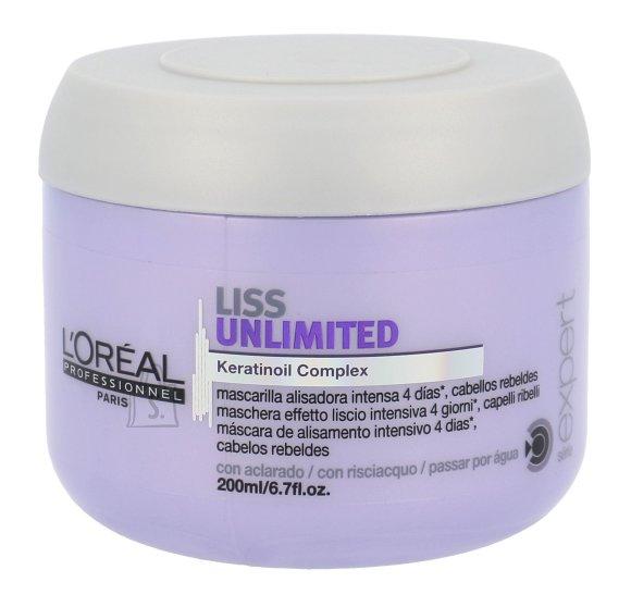 L´Oréal Professionnel Expert Liss Unlimited juuksemask 200 ml