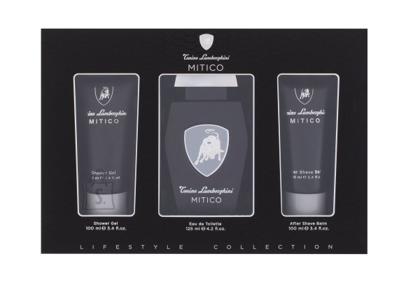 Lamborghini Mitico Aftershave Balm (125 ml)