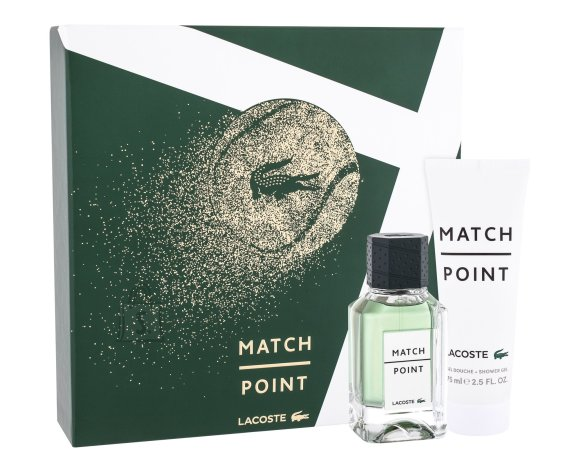 Lacoste Match Point Shower Gel (50 ml)