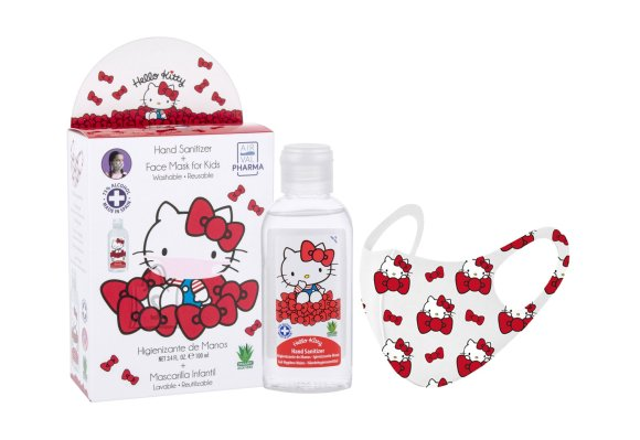 Hello Kitty Hello Kitty Face Mask and Respirator (100 ml)