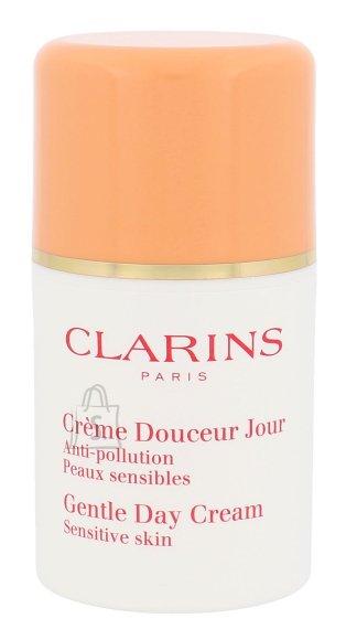 Clarins õrn päevakreem tundlikule nahale 50 ml
