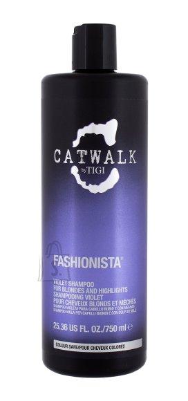 Tigi Catwalk Fashionista Violet šampoon 750 ml