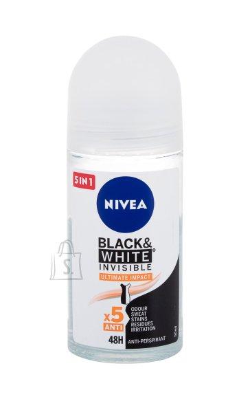 Nivea Invisible For Black & White Antiperspirant (50 ml)