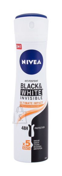 Nivea Invisible For Black & White Antiperspirant (150 ml)