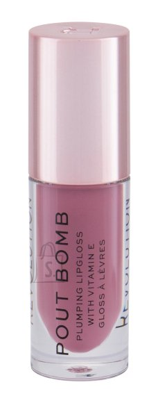 Makeup Revolution London Pout Bomb Lip Gloss (4,6 ml)