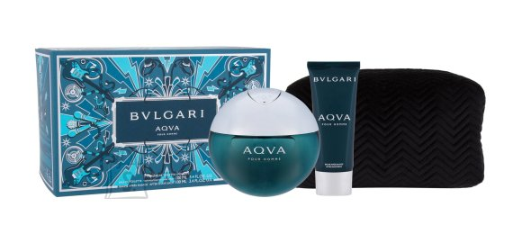 Bvlgari Aqva Pour Homme Aftershave Balm (100 ml)